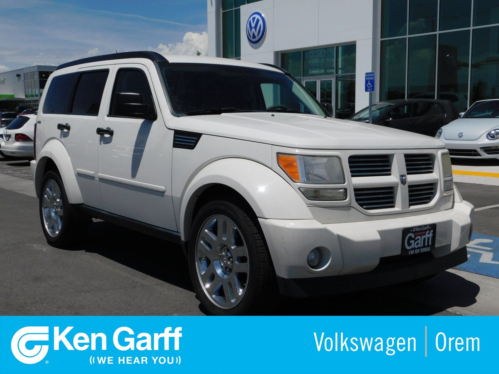 Pre-Owned 2010 Dodge Nitro Heat