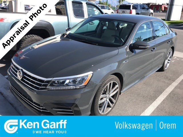 Pre-Owned 2018 Volkswagen Passat 4DR SDN R-LINE AUTO