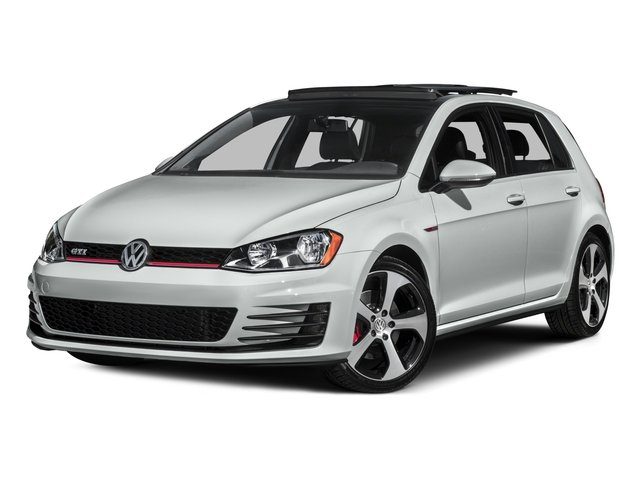 Pre-Owned 2016 Volkswagen Golf GTI 4DR HB MAN S