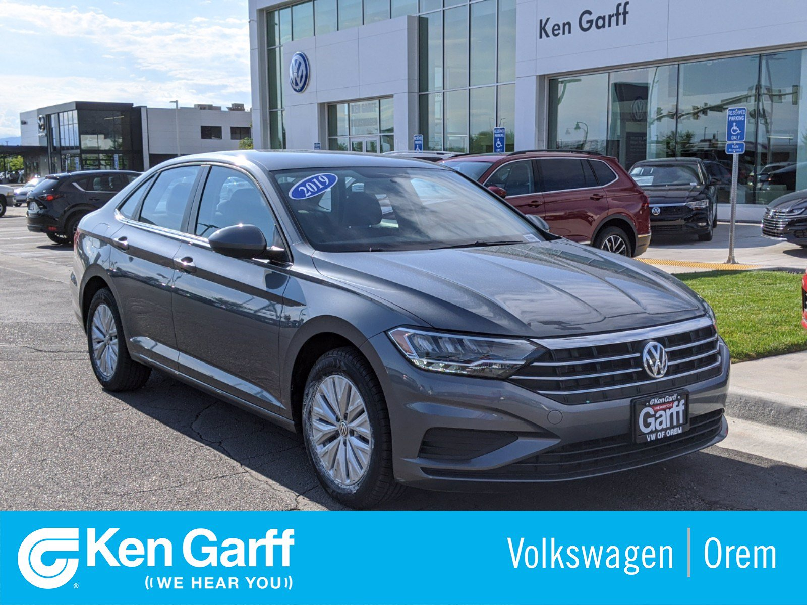 Certified Pre-Owned 2019 Volkswagen Jetta S AUTO W/SULEV