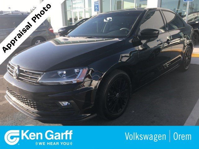 Pre-Owned 2018 Volkswagen Jetta 4DR SDN 1.4 WOLF AT