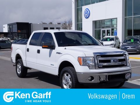 Pre-Owned 2014 Ford F-150 SUPERCREW 4X4 STYLE