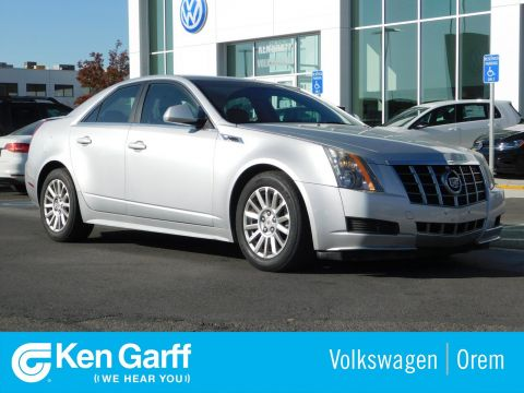 Pre-Owned 2012 Cadillac CTS Sedan 4DR SDN 3.0L AW