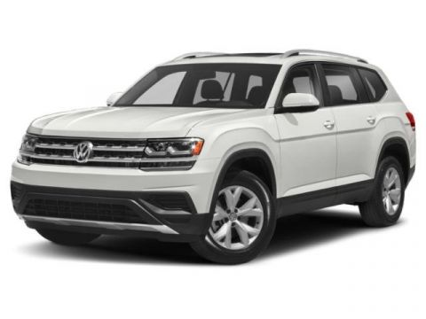 Pre-Owned 2018 Volkswagen Atlas 3.6L V6 Launch Edition