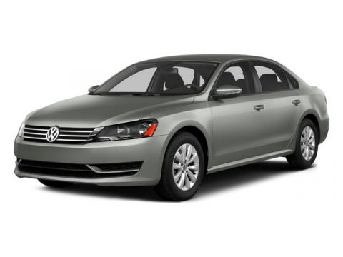 Pre-Owned 2015 Volkswagen Passat LIMITED EDITION