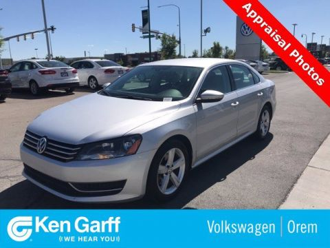 Pre-Owned 2012 Volkswagen Passat 4DR SDN 2.5 SE PZ AT