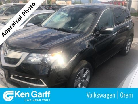 Pre-Owned 2011 Acura MDX Tech Pkg