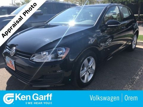 Pre-Owned 2017 Volkswagen Golf 4DR HB 1.8 WOLFSB AT