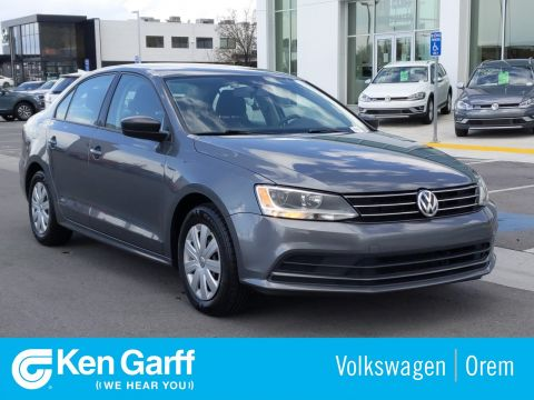 Pre-Owned 2016 Volkswagen Jetta Sedan 4DR SDN 1.4T S AT