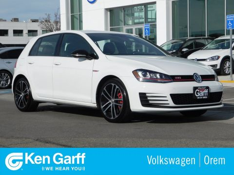 Pre-Owned 2017 Volkswagen Golf GTI 2.0T 4-DOOR SPORT DSG