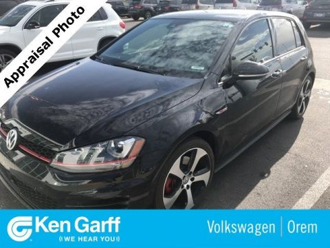Pre-Owned 2016 Volkswagen Golf GTI 4DR HB DSG AUTOBAHN