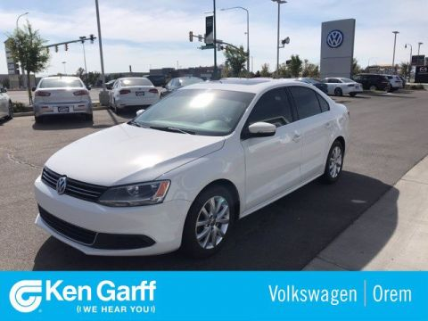 Pre-Owned 2014 Volkswagen Jetta Sedan 4DR SDN SE AT