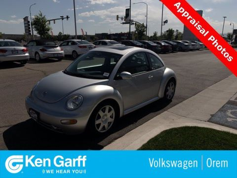 Pre-Owned 2001 Volkswagen New Beetle GLX