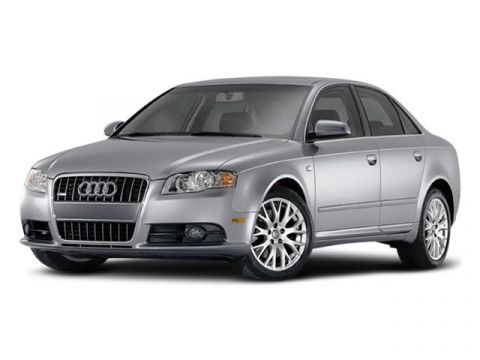 Pre-Owned 2008 Audi A4 4DR SDN CVT SE 2.0T