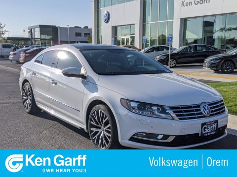 Pre-Owned 2014 Volkswagen CC VR6 Executive 4Motion